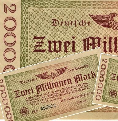 Kann es die Hyper-Inflation nochmal geben…?