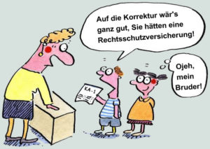 Karikatur 5 Klasse 4