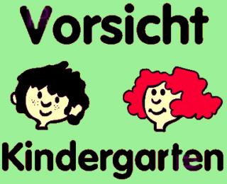 Auch Mannsbilder in den Kindergarten!