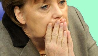 Glyphosat darf uns nicht regieren, Frau Merkel!