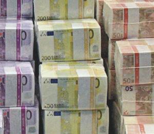 ...ungleich besser ist's mit Geld als ohne...
