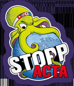 Protest gegen ACTA wirkt!